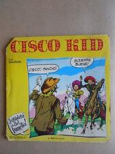 CISCO KID Serie Salinas - Quaderni del Fumetto n°8 1974 [G628] DISCRETO