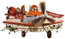 """Huge 33"""" XXL Disney Planes Wall Sticker 95x56cm Dusty Crophopper"""