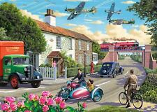 Falcon Wartime Morning Jigsaw Puzzle (1000 Pieces)