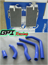 FOR Honda CR125 CR125R CR 125 R CR 125 2005 2006 2007 Aluminum radiator +hose
