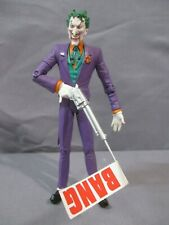 DC Direct JOKER w/ BANG GUN HUSH Batman Action Figure