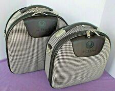 MCLLIN Pair of Matching Ladies Travel Bags - Very Useful & Very Nice