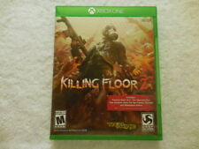 Killing Floor 2 (Microsoft Xbox One, 2017)