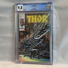 Thor #6 CGC 9.8 Comics Elite Edition Hotz Variant Cover Silver Surfer 4 Homage