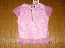 Mädchen-Tops, - T-Shirts & -Blusen ohne Kragen in Größe 122