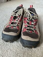 Patagonia Drifter Hiking Shoe - Ws 7.5, Eu 38.5 - Brown, Red