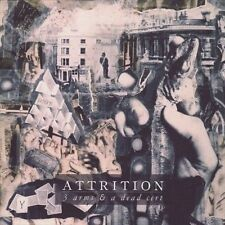 3 Arms and a Dead Cert by Attrition (CD, Apr-2008, Two Gods Recording)