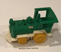 Vintage 1972 Pee Wee Express Engine BROKEN Train Toy For Parts USED