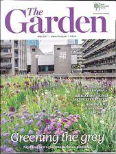 RHS THE GARDEN Magazine - MAY 2017