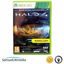 Halo 4 - Game of the Year (Xbox 360) (Bundle Version) **GREAT CONDITION**