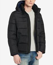 Tommy Hilfiger Mens Ultra Loft Insulated Hooded Puffer...
