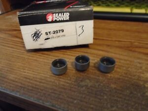 Engine Valve Stem Oil Seal Sealed Power ST-2079    3 each!