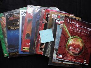 Huge Lot #3 d20 System 12 RPG Books Guides