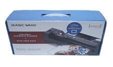 VuPoint Magic Wand Portable Handheld Scanner Auto-Feed Dock & MicroSD Card