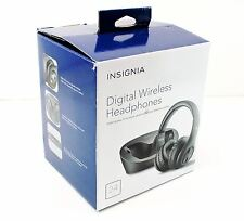 INSIGNIA Digital Wireless Headphones for TV & Audio Devices NS-WHP314