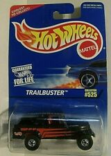HOT WHEELS - 1997 - TRAILBUSTER - CARD # 525 - MOMNC