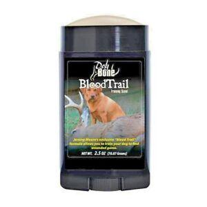 Conquest Blood Trail Dog Bone Training Scent wax stick
