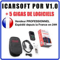 ✅ SCANNER ICARSOFT POR V1.0 - Compatible Porsche - DURAMETRIC - Avec Ecran
