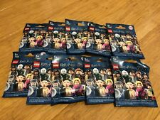 Lego Harry Potter minifigs  BRAND NEW SEALED 71022 Lot Of 10 Minifigs