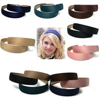 Fashion Headwear Girls Headband Plastic Women Hair Band Cloth Hair Hoop