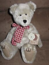 "Boyds Bear ""Riley B. Bear"""