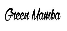 Aufkleber Green Mamba Auto Sticker Tuning JDM Decal Oldtimer  car vw Audi BMW