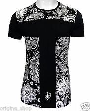 T-Shirt Homme Oversize - Bandana