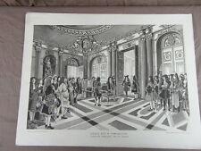 affiche ECOLE SCOLAIRE 1955/60 signée ALFRED CARLIER HISTOIRE CIVILISATION 5/22