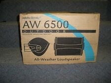 Definitive Technology AW-6500 Outdoor All Weather Speaker White AW-6500 (single)