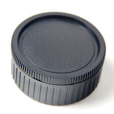 Lens Rear Cap and Body Cap for Leica M Camera M6 M8 M7 M5 M9 Ricoh GXR Mount HM