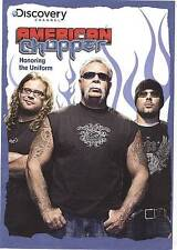 American Chopper: Honoring The Uniform (DVD) FAST SHIPPING
