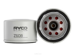 Ryco Oil Filter Z608 fits Renault Grand Scenic 2.0 (II)