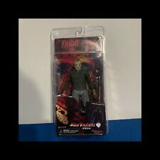 NECA Friday the 13th Part III Jason Voorhees Figure New In Box