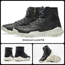 """Nike SFB 6"""" NSW """"Bomber"""" Black Leather, 862506-001, UK 7, EU 41, US 8, ACG"""