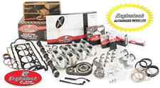 SB Chevy 350 Master Rebuild Kit Flat Tops Stage 3 Camshaft 67-85
