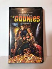 The Goonies VHS, 2002 Clam Shell 80' s movie film tested plays perfect