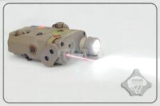 FMA PEQ-15 LA5 Upgrade Ver LED White Red Laser IR Lenses With Code DE TB0072