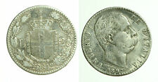 pci0359) Regno Umberto I Lire 2 Stemma 1897
