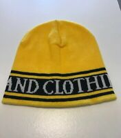 England clothing vintage aggressive inline skate Yellow  Hat rollerblading 90s