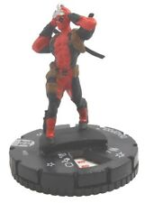 Heroclix Deadpool/X-Force #033, 022b, 016, 005, 003b  Deadpool Corps Lot