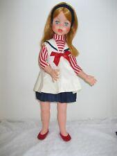 "Rare All Original Eegee Vintage 1963 Puppetrina 23"" Doll a hand puppet"
