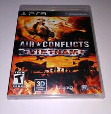 Air Conflicts: Vietnam (Sony PlayStation 3, 2013) PS3 - Complete