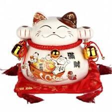Maneki Neko Traditionnel - Symbole De Fortune