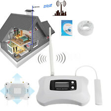 Cellphone Mobile Signal Booster 3g 4g 1900MHz 2200sq ft Smart LCD Display Kits