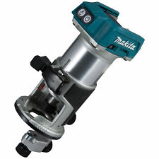 Makita DRT50ZX4 18V LXT Li-ion Brushless Router Trimmer Body with Trimmer Guide