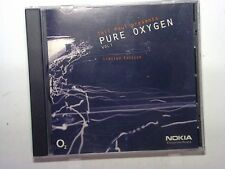 TALL PAUL PRESENTS PURE OXYGEN VOL 1 LIMITED EDITION CD NOKIA Mint