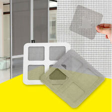 3pcs Anti-Insect Door Curtain Fly Mosquito Screen Net Repair Tape Patch Adhesive