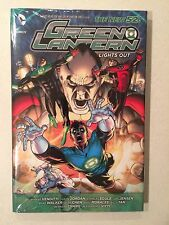 Green Lantern The New 52 Lights Out sealed hardcover HC
