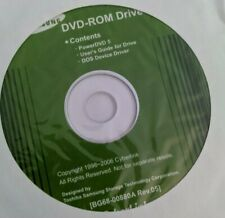 Cyberlink PowerDVD 5 physical disc posted