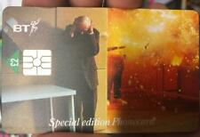Goldeneye BT Phonecard James Bond 007